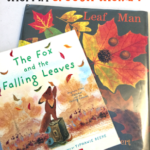 Fall picture books for speech and language therapy