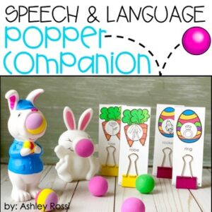 Speech and Language Popper Companion