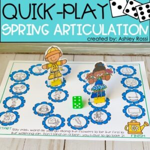 Picture of Spring Articulation Game