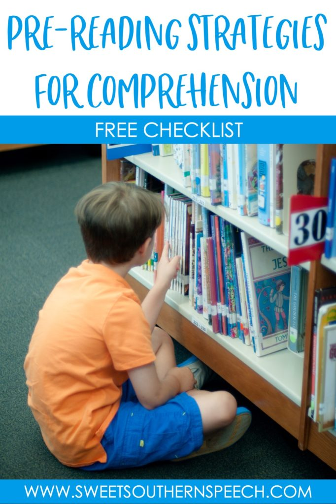 10 strategies to improve reading comprehension.