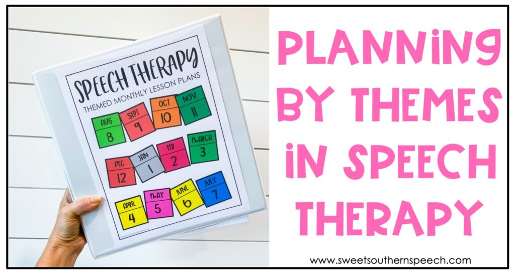 SLP theme planning