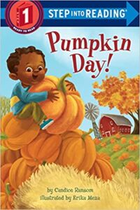 speech and language teaching concepts for Pumpkin Day! in speech therapy